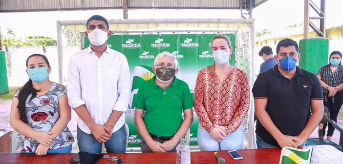 """Nesta segunda-feira, 10, ocorrera na Quadra da Escola Elias Feres Gorayeb, a cerimônia de abertura dos trabalhos do Projeto """"Prevenção por todo Pará"""""""